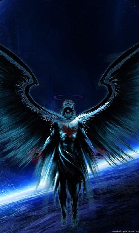 Dark Angel Desktop Wallpaper Dark Angel Pictures New
