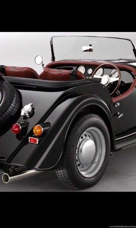 Download Antique Desktop Morgan Classic Car Wallpapers Desktop