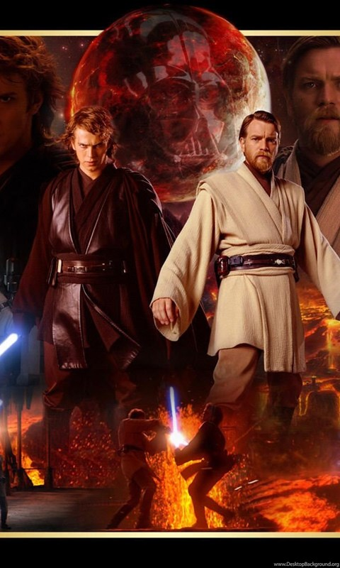 309350 anakin and obi wan star wars revenge of the sith