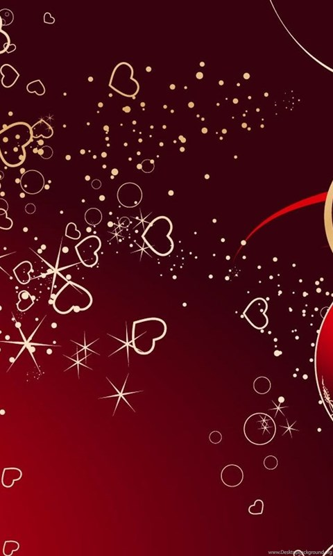 Cute Christmas Backgrounds Wallpaper Desktop Background