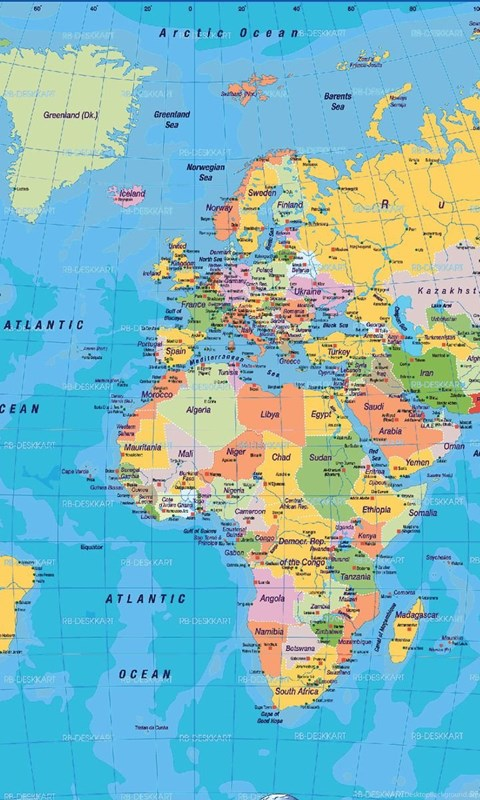 Hd world map download atozwallpapers desktop background android gumiabroncs Choice Image