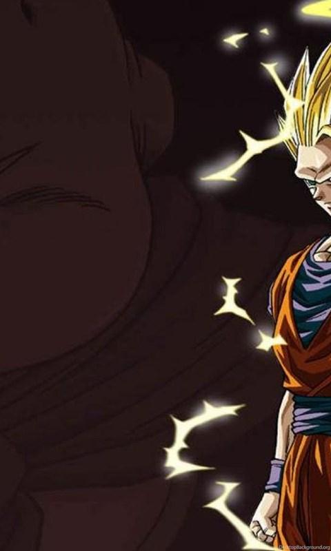 Goku Super Saiyan 3 Wallpaper Desktop Background