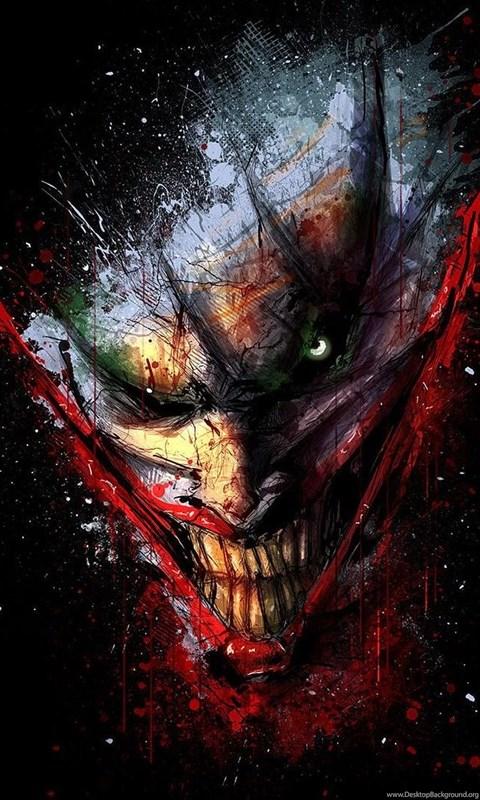 Joker Why So Serious HD Wallpaper Get It Now Desktop Background