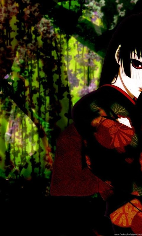 Hell Girl Jigoku Shoujo Girl From Hell Wallpapers 3252427 Fanpop