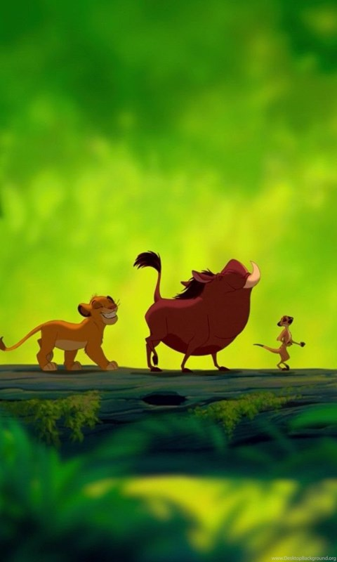 The Lion King Wallpapers Phone Desktop Background