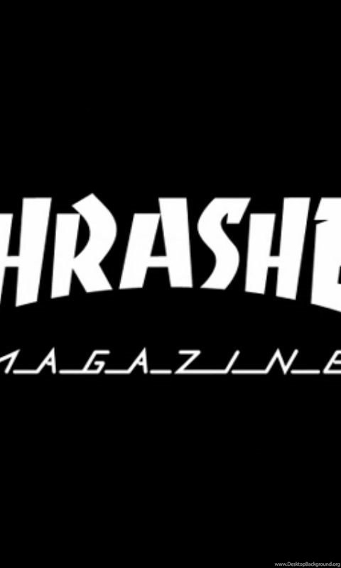 Thrasher Magazine Wallpapers Cave Desktop Background