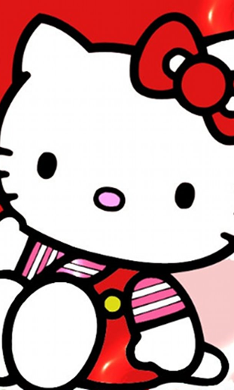 Cute hello kitty wallpapers wallpapers cave desktop background android voltagebd Choice Image