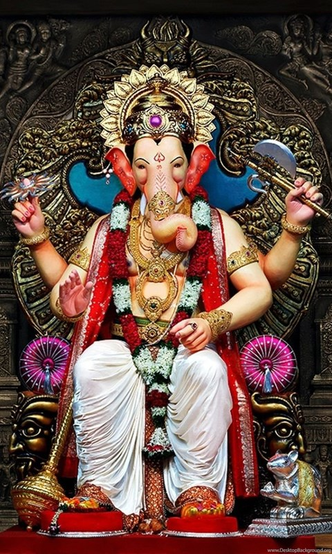 Siddhivinayak Live Darshan Hd Wallpapers Desktop Background