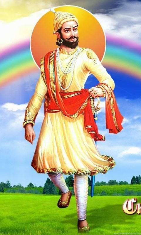 chhatrapati shivaji maharaj hd adbhut wallpapers desktop background