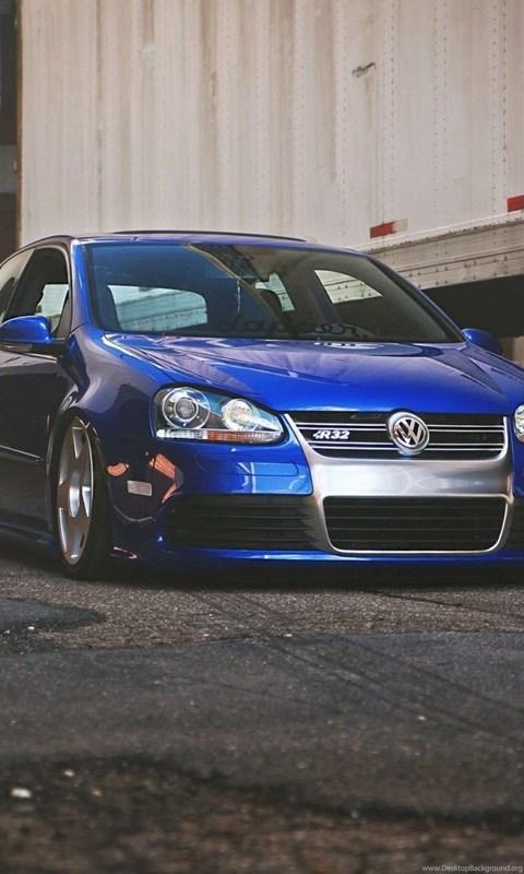 Volkswagen Golf Gti R32 Hd Wallpapers Wallpapers Desktop Background
