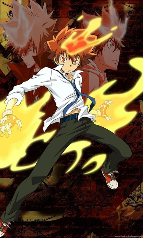 Khr Wallpapers Katekyo Hitman Reborn Wallpapers 24814876