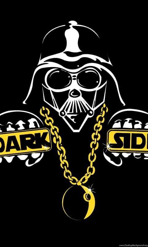 Darth Vader Star Wars Black Backgrounds Dark Side Funny