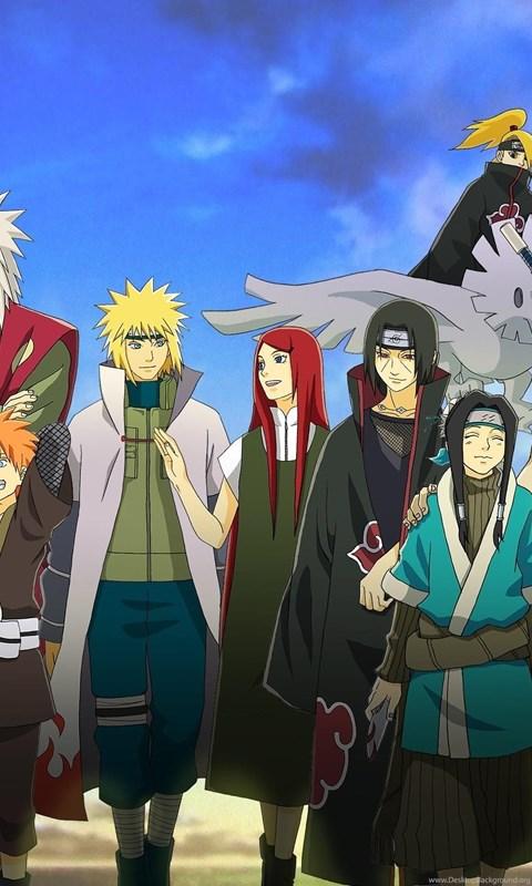 Wallpapers Naruto Shippuden Characters Family Desktop Wallpapers Desktop Background
