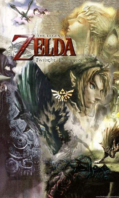 Zelda Twilight Princess Wallpaper Desktop Background