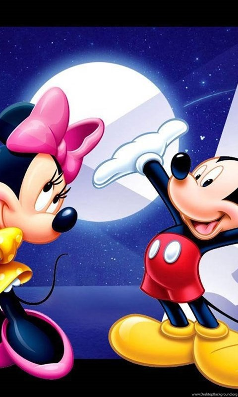 Mickey And Minnie Mouse Wallpapers Wallpapers Cave Desktop Background