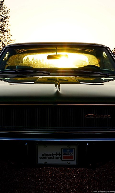 1968 Dodge Charger R T Muscle Classic D Wallpapers Desktop Background