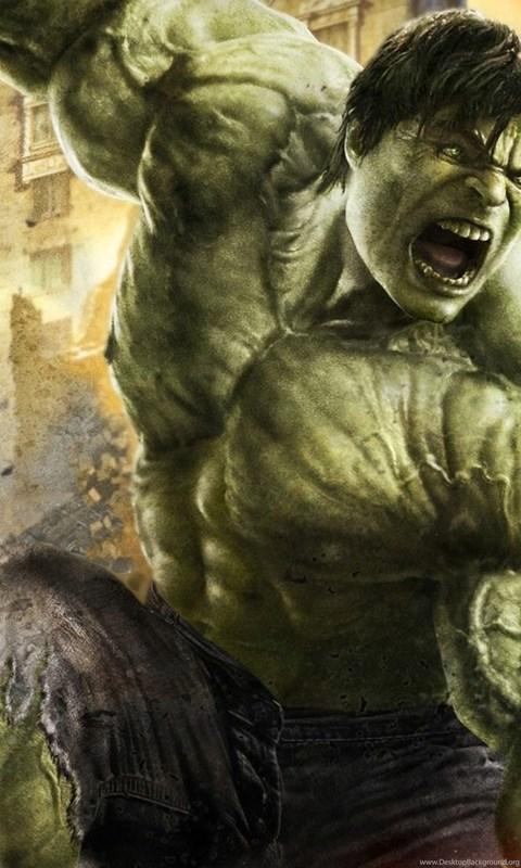 The Incredible Hulk Wallpapers Movie Desktop Background