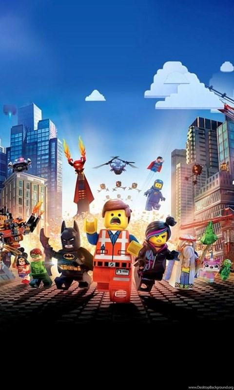 The Lego Movie Wallpapers List Desktop Background