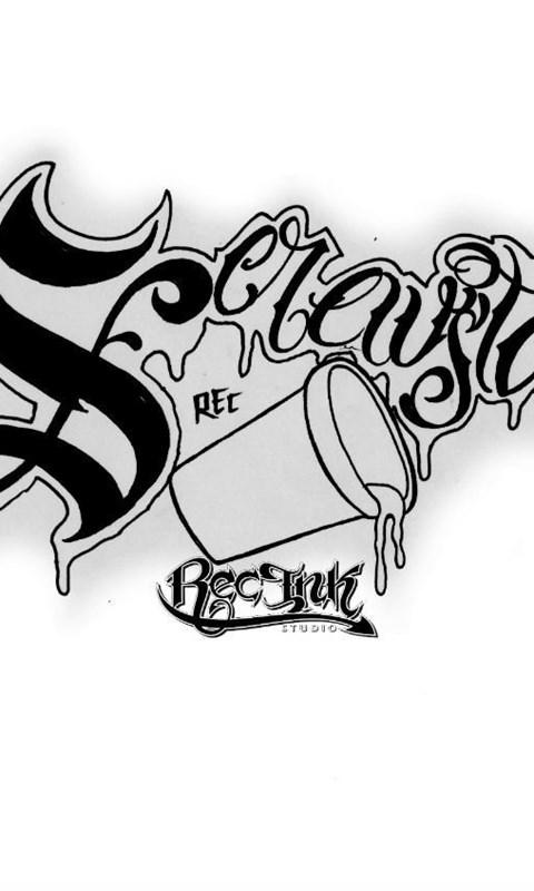 Screwston H Town Tattoos By REC TXREC On DeviantArt