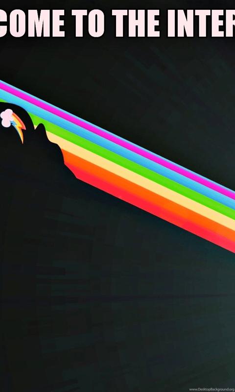 memes vault internet rainbow memes desktop background