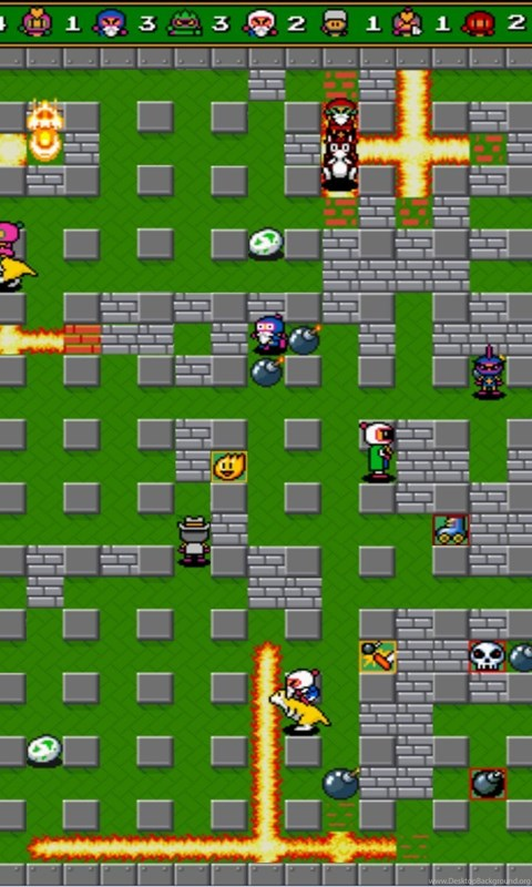 Video Games Bomberman Retro Games 16 bit Wallpapers Desktop Background