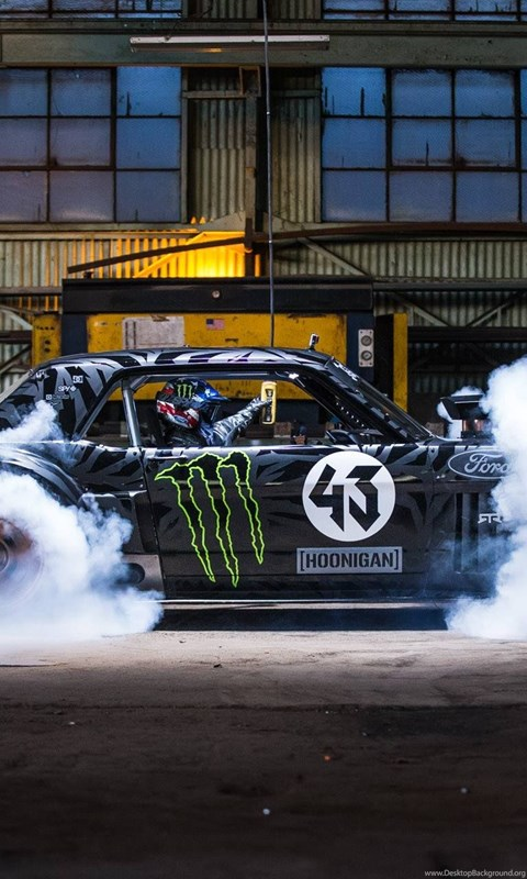 Wallpapers Car Ford Ford Mustang Ken Block Gymkhana 7 Mustang