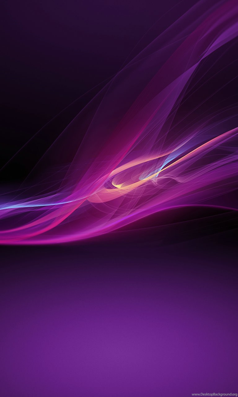 Sony Xperia Z Home Screen Lock Screen Wallpapers Leaked Desktop