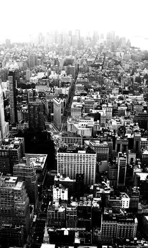 Tumblr Static Black Cityscapes White World Persona New York City
