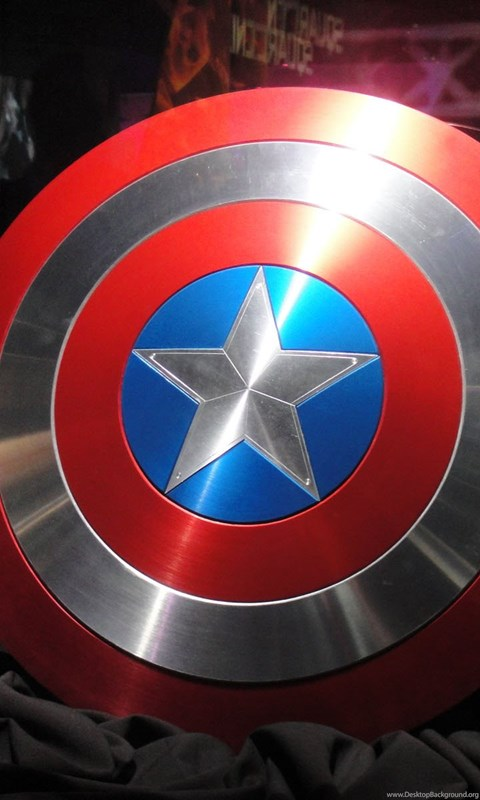 Captain America Shield Wallpaper Images 42c Wallpey