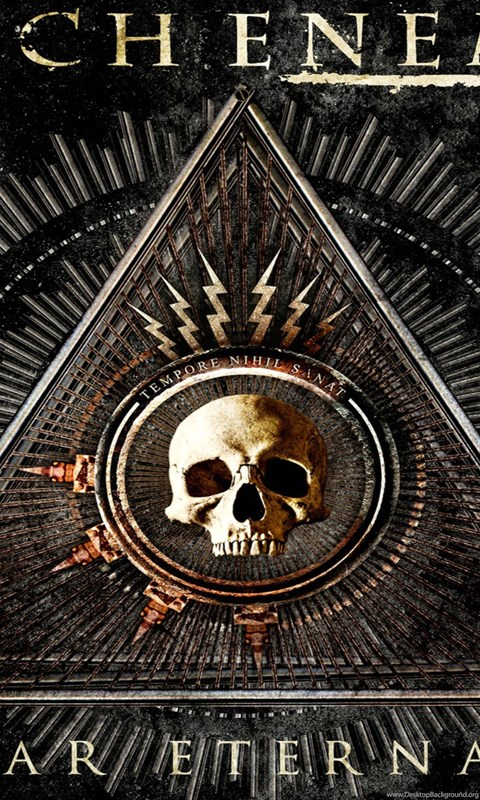 Arch Enemy Death Metal Progressive Heavy Dark Skull Wallpapers