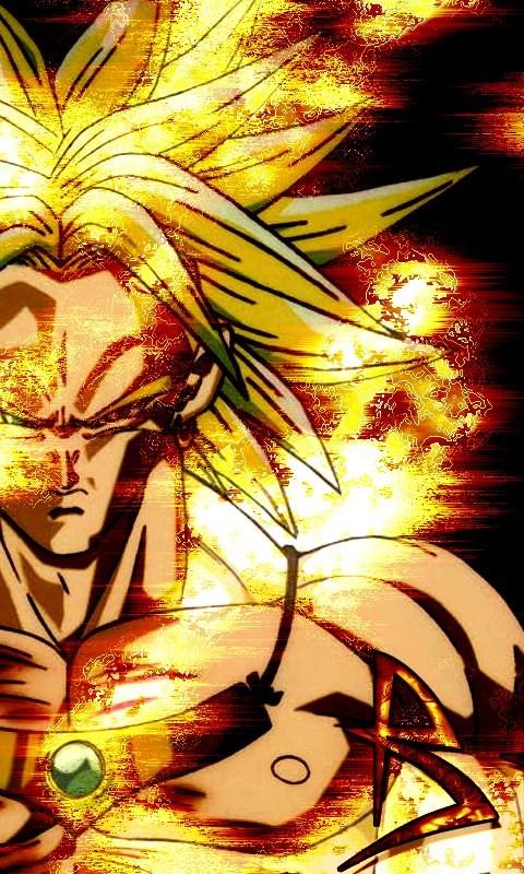 Dragon Ball Z Wallpapers Broly Vs Goku HD Gallery Desktop