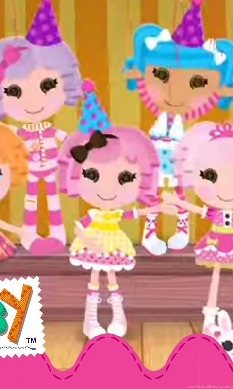 lalaloopsy music video from nickelodeon desktop background