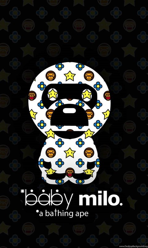 High Resolution Awesome Bape Milo Wallpapers HD 6 Full Size