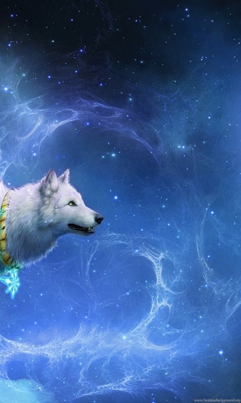 Magic White Wolf Wallpapers Jpg 258963 Desktop Background