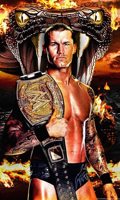 Desktop Wallpaper Randy Orton Wallpapers Background