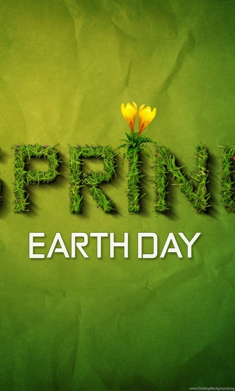 Spring Earth Day Exclusive Hd Wallpapers Desktop Background