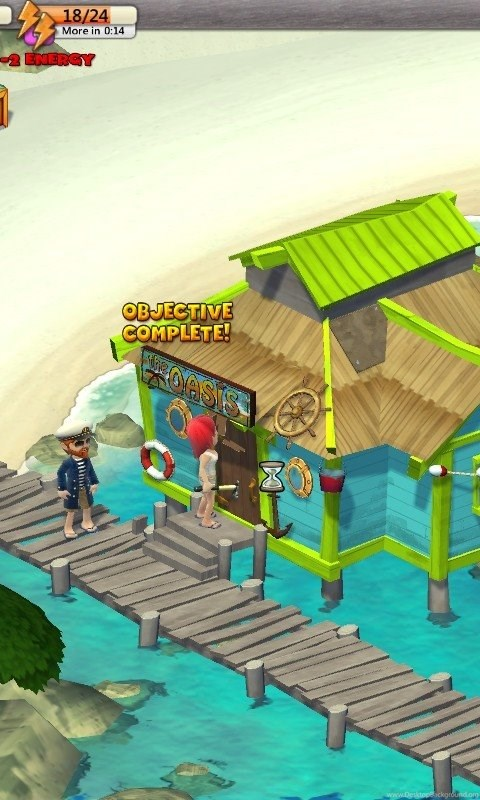 MargaritaVille Online Facebook Game From MMOHUNTER COM