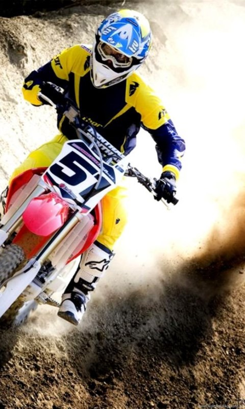 Motor Stunts Trail Bikes Wallpapers Hd Desktop Background