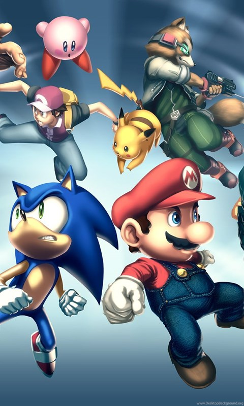 Super Smash Bros Brawl Desktop Wallpapers Desktop Background