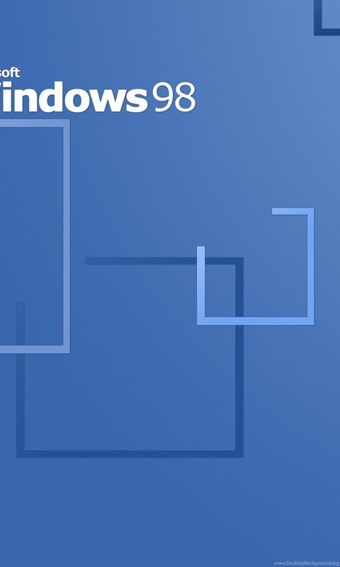 Desktop Wallpaper: Windows 98 Wallpapers Desktop Background