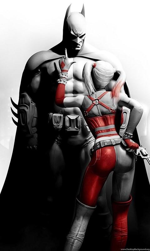 Batman And Harley Quinn Wallpapers Desktop Background