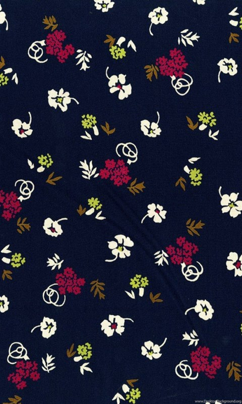 Dark Floral Wallpaper Laptop