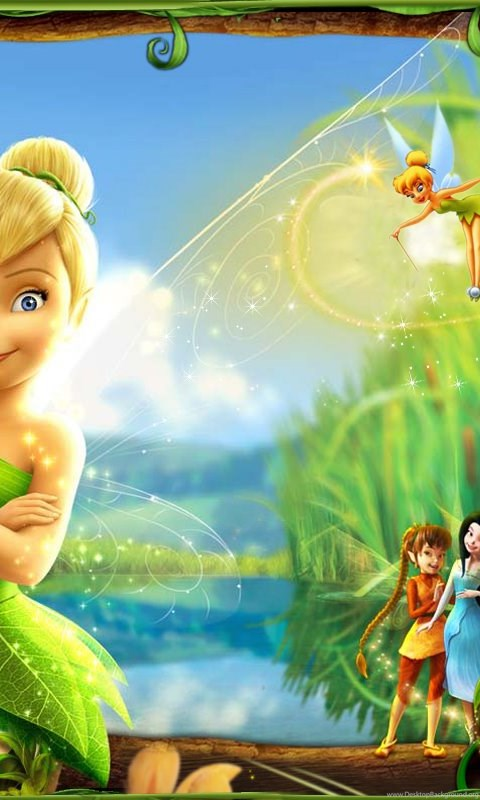 Imagen de tinkerbell desktop background android voltagebd Image collections