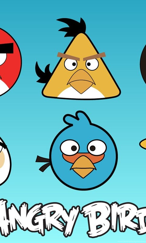 Angry Birds Wallpapers For Iphone 6 Cartoons Wallpapers Desktop