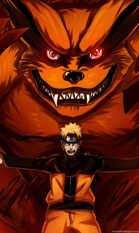 Nine Tails Naruto Wallpapers Wallpapers Zone Desktop Background
