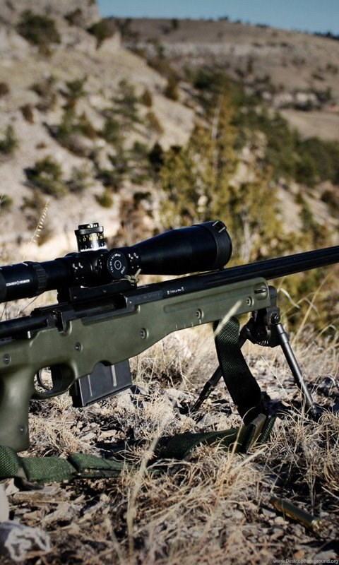 L96a1 sniper rifle wallpapers hd wallpapers downloads desktop android voltagebd Choice Image