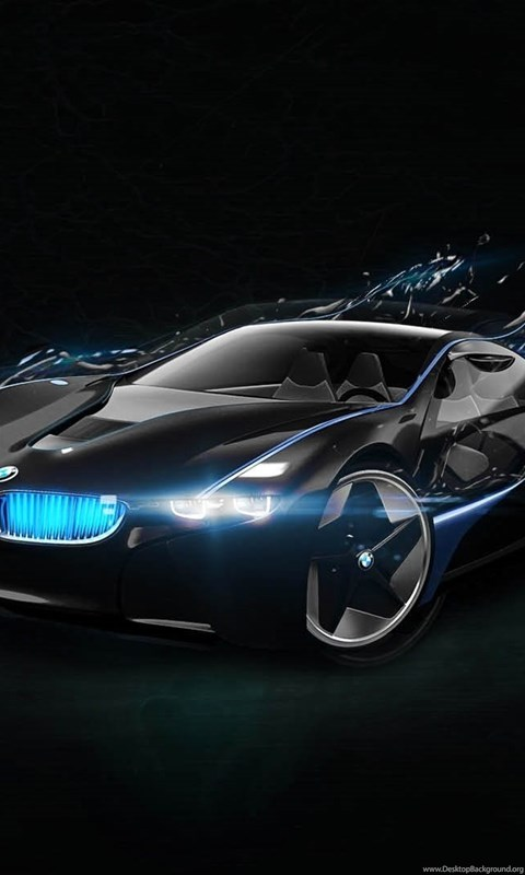Bmw I8 Wallpapers Black Image Desktop Background