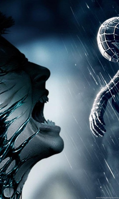 Venom Spiderman Wide Widescreen Movies Hd Wallpapers Wallpapers