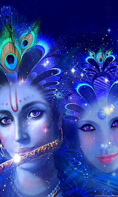 Radha Krishna 3d Beautiful Desktop Hd Wallpapers Desktop Background