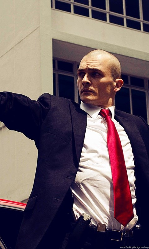 Hitman Agent 47 2015 Movie Wallpapers Desktop Background